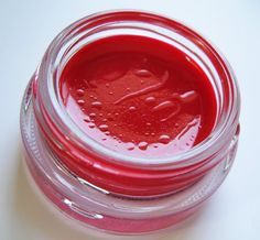 MAC's Gel Blush in Just a Pinch ($21). It's a sheer berry that creates a lovely natural flush.