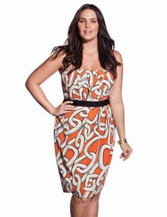 How did I NOT know about this?? Limited's Plus size collection.
