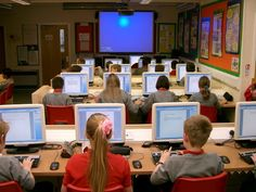 Technology in the ICT Classroom Classroom, Technology, Digital, Class Room, Tech, Tecnologia