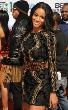 Ciara at bet awards