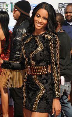 Ciara at bet awards