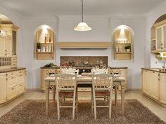 Rustikální kuchyně HARMONIA