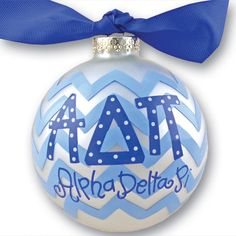 ADPi Ornament!