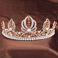 FUMUD King crown Bridal Tiaras Crowns Crystal Rhinestone Queen diadema Bridal Wedding Accessories Headpiece Headband Wedding Tiara -- To view further for this item, visit the image link.(This is an Amazon affiliate link and I receive a commission for the sales)