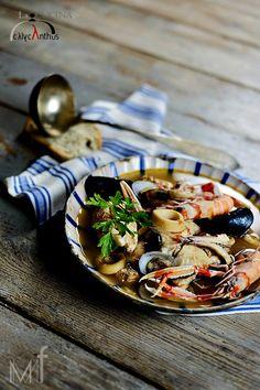 Fish soup, La cucina di calycanthus http://lacucinadicalycanthus.net/wp-content/uploads/2015/05/zuppa_pesce_DSCF1390.jpg
