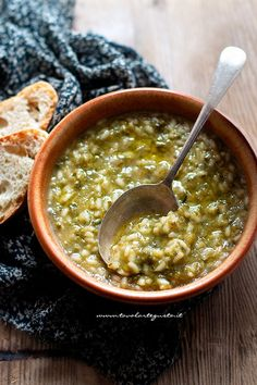 Chowder Recipes, Soup Recipes, Vegetarian Recipes, Beef Tagine, Healthy Breakfast Recipes, Healthy Recipes, Best Italian Recipes, Easy Cooking, Risotto