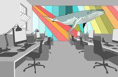 Repül a bálna❗️ - cégek teljeskörű kiszolgálása Group, Modern, Trendy Tree