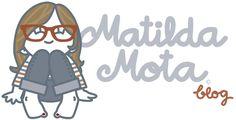 Matilda Mota: Cosas hechas a mano, dibujo, diseño gráfico. Con mucho encanto.