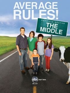 I love when a tv show or movie makes me laugh out loud, even when no one else is watching. The Middle does that for me!
