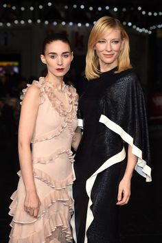Rooney Mara Photos - London Film Festival 'Carol' - American Express Gala - Zimbio