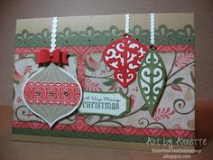 Annette's Creative Journey: Stamp of the Month Blog Hop & Creative Girls Get-away