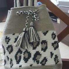 Bag Pattern Free, Bag Patterns To Sew, Tapestry Bag, Tapestry Crochet, Diy Crochet Bag, Knit Crochet, Crochet Handbags, Crochet Purses, Knitting Projects