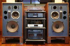 Vintage audio JBL PAIR Speakers