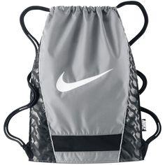 Nike Bag, Brasilia Gym Sack ($18) ❤ liked on Polyvore featuring men's fashion…
