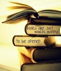 For the LOVE of READING!! I love Books!!