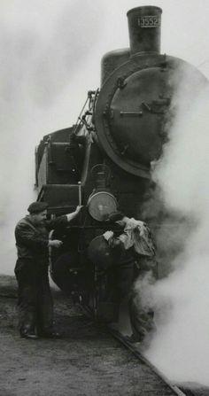 Train drivers