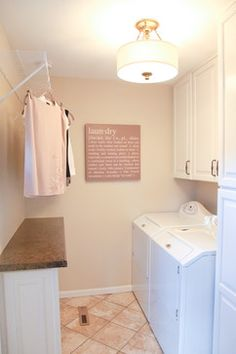 Laundry Photos Basement Laundry Design, Pictures, Remodel, Decor and Ideas - page 10