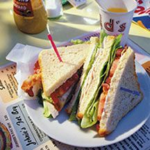 Weight Watchers - Sandwich met kipfilet - 10pt