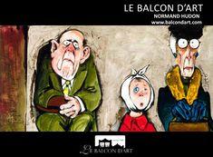 Le Balcon D'art | Normand Hudon | Pleins feux | Spotlight  Catalogue | Catalog 2015