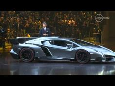 Lamborghini Veneno - supercar