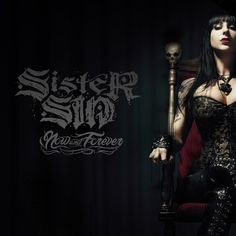 Sister Sin CD: Now And Forever - Victory Records