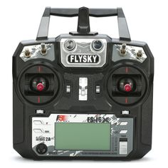 Flysky FS-i6X 2.4GHz 10CH AFHDS 2A RC Transmitter With X6B i-BUS Receiver