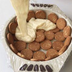 tv - nepisirsem Resources and Information. Sweet Recipes, Dog Food Recipes, Cake Recipes, Breakfast Items, Turkish Recipes, Ice Cream Recipes, Yummy Cakes, Chocolate Recipes, No Bake Cake