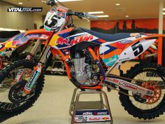 Untitled 1 New KTM SX Factory Team GFX and 2014 450 sx f Factory Edition