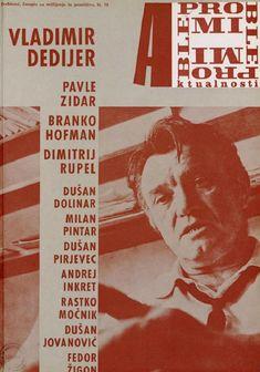 Problemi-Dedijer-1969-URN NBN SI doc-F5PYW2SG - Vladimir Dedijer - Wikipedia Mcgraw Hill, Criminal Justice, Urn, Police, Spanish, Spanish Language, Spain, Law Enforcement