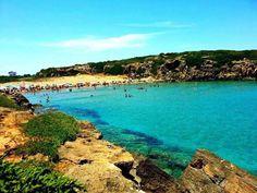 Calamosche Noto, Sicilia
