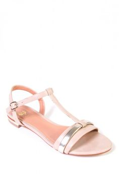 GC Shoes Ellie Flat Sandal