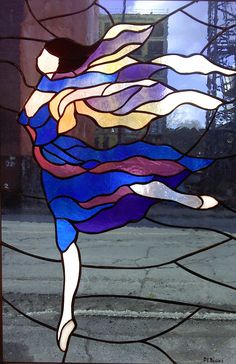 Ballerina by by Andrew Debicki