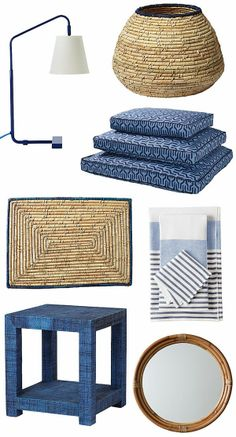 Some of our favorite navy items are on @Ridgely Sanders Sanders Brode.