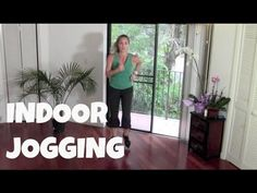Walking Exercise - Indoor Jogging - Full 40 Minute Fat Burning Cardio Ho...