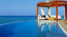The Maldives...who wouldnt want to go here?