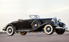 1933 Chrysler Imperial CL Convertible Roadster by LeBaron - Car Pictures