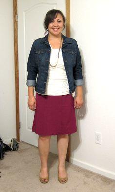 Putting Me Together: Putting Her Together: Hannah's New Wardrobe, pt. 1