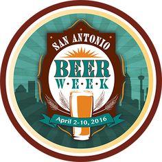 San Antonio Beer Week (2016) Badge on #Untappd