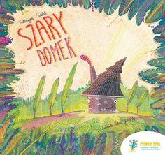 szary domek, książka dla dzieci