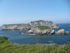 Isla de Cabrera e Isla Segunda. Cuchía