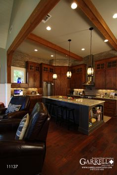 Walkers Cottage House Plan 11137, Kitchen, European, French Country & Mountain Style House Plans