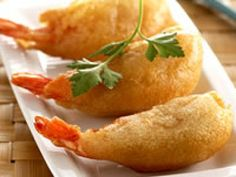 Beignets, Seafood Recipes, Appetizer Recipes, Appetizers, Shrimp Fritters, Shrimp Tempura, Orange Chicken Crock Pot, Good Food, Yummy Food