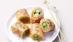 Suivez notre recette de Makis d'asperges et saumon fumé pour être sûr de préparer un plat réussi.