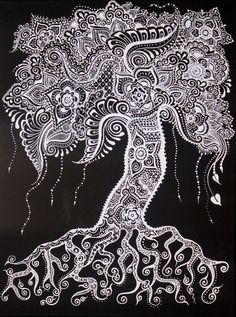 Behennaed Tree of Life