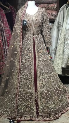 A boutique located in Iselin, NJ which caters to brides and grooms looking for their perfect wedding ensembles. We carry lehengas, sarees, suits and menswear! Indian Wedding Gowns, Pakistani Wedding Outfits, Indian Gowns Dresses, Indian Bridal Outfits, Pakistani Dresses, Wedding Mandap, Wedding Stage, Wedding Receptions, Wedding Lehenga Designs