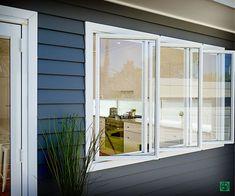hampton style aluminium windows australia - Google Search