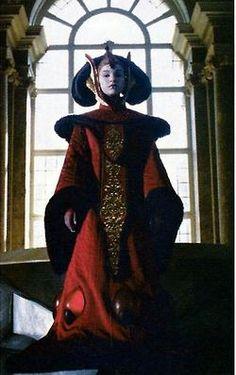 Queen Amidala-Episode I Umění S Tematikou Hvězdných Válek e9262c04ef9