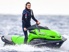 Star Tracks: Monday, May 25, 2015 | KENNY AND THE JETS | Kendall Jenner takes a break from her schedule of glamorous red carpet appearances to Jet Ski on Saturday while in Monte Carlo for the Monaco Formula 1 championship.