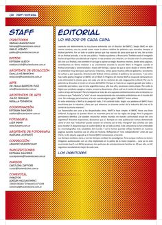 Tipografía II - Cátedra Gaitto - Revista Pop Art - Pág 1