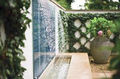 Structured - traditional - Landscape - Los Angeles - Doyle Herman Design Associates